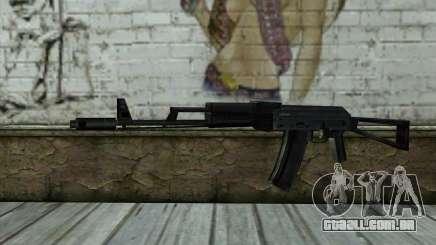 АКС-74 do Paranoia para GTA San Andreas
