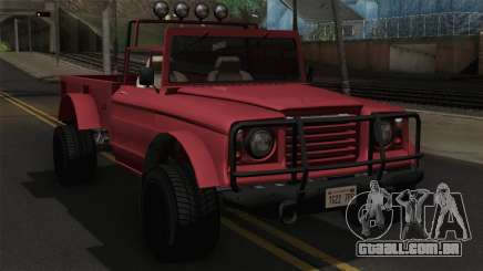 Canis Bodhi V1.0 Clean para GTA San Andreas