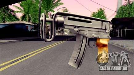 Escorpião vz. 61 para GTA San Andreas