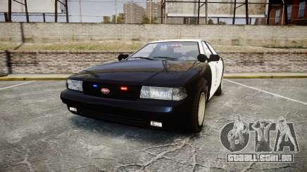 GTA V Vapid Cruiser LSP [ELS] Slicktop para GTA 4