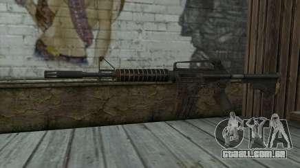 CAR-15 from Battlefield: Vietnam para GTA San Andreas
