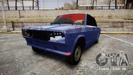 VAZ-2105 hooligan estilo para GTA 4