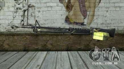 M60 from Battlefield: Vietnam para GTA San Andreas