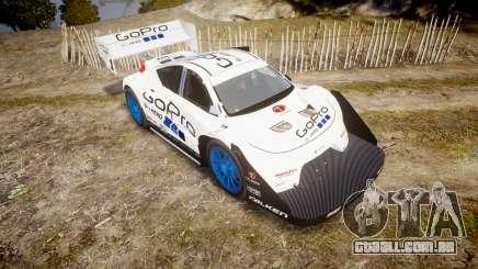 Suzuki Monster Sport SX4 2011 para GTA 4