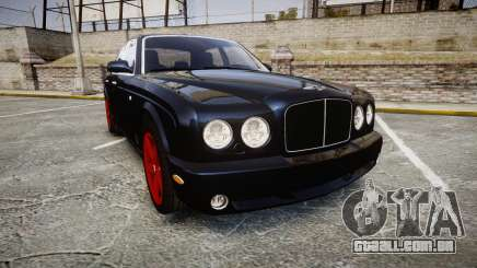 Bentley Arnage T 2005 Rims4 para GTA 4