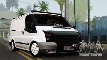Ford Transit ACERMANS RC para GTA San Andreas