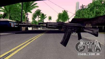 AK-74 m para GTA San Andreas