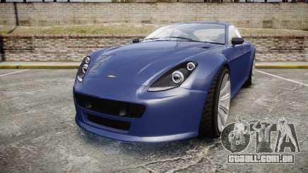 GTA V Dewbauchee Exemplar para GTA 4