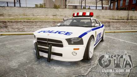 Bravado Buffalo Police para GTA 4
