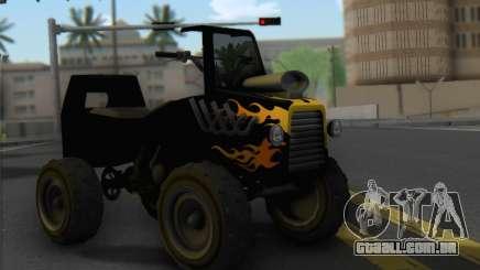 Sweeper from GTA 5 para GTA San Andreas