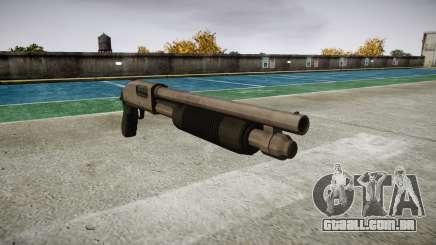 Riot espingarda Mossberg 500 icon3 para GTA 4