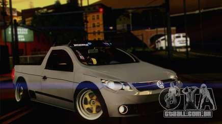 Volkswagen Saveiro Slammed para GTA San Andreas