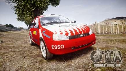 VAZ-Kalina 1119 RallyCross para GTA 4