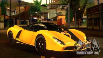 Grotti Cheetah (HQLM) para GTA San Andreas