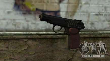 A Pistola Makarov para GTA San Andreas