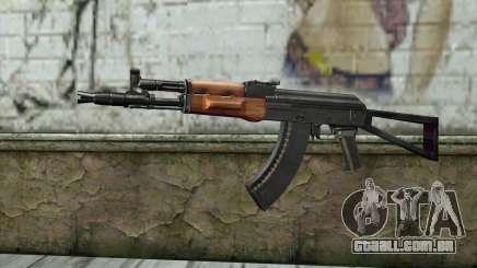AK-105 para GTA San Andreas