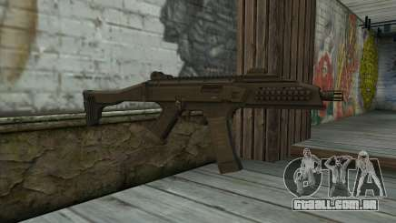 CZ-3A1 Scorpion (Bump Mapping) v3 para GTA San Andreas