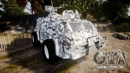 GAZ-3937 Vodnik para GTA 4