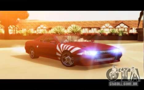 Elegy By Next para GTA San Andreas