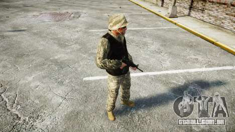 Medal of Honor LTD Camo1 para GTA 4 segundo screenshot