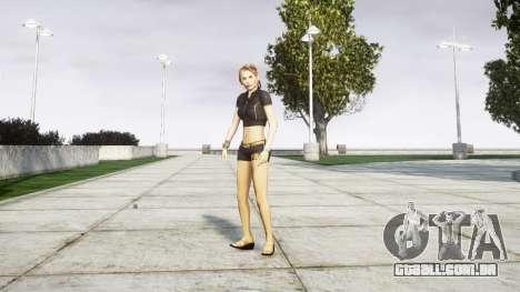 Menina do FBI para GTA 4