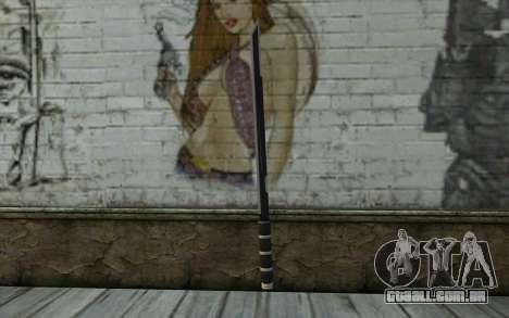 Katana from Deadpool para GTA San Andreas