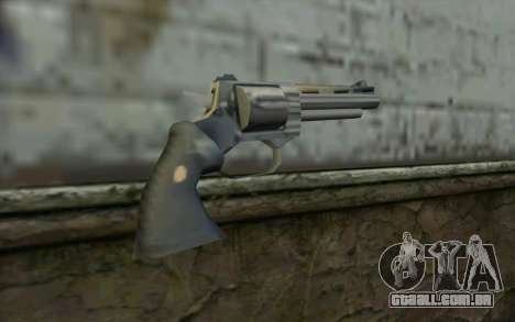 Pistol from GTA Vice City para GTA San Andreas segunda tela