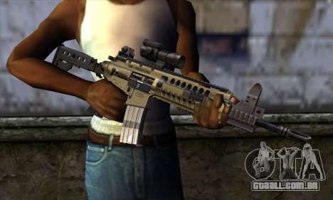 LR300 v1 para GTA San Andreas terceira tela