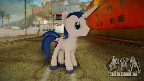 Shining Armor from My Little Pony para GTA San Andreas