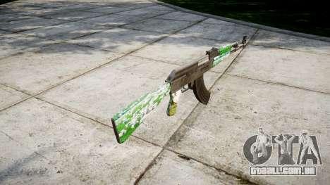 A AK-47 de Gado para GTA 4 segundo screenshot