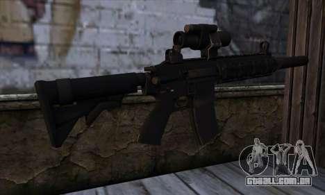 HX AP 15 from Hitman Absolution para GTA San Andreas segunda tela