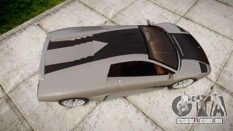 Pegassi Infernus Carbonerra para GTA 4 vista direita