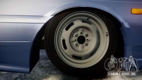 VAZ-2114, Lada Samara 2014 para GTA 4 vista de volta