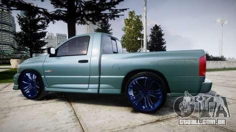 Dodge Ram para GTA 4 esquerda vista
