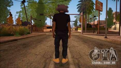 GTA 5 Online Skin 11 para GTA San Andreas segunda tela