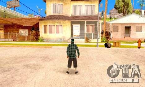 Varios Los Aztecas para GTA San Andreas sexta tela