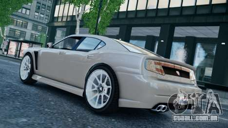 GTA 5 Bravado Buffalo para GTA 4 traseira esquerda vista