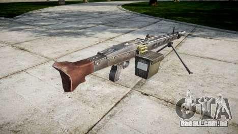 Alemão MG3 metralhadora icon1 para GTA 4 segundo screenshot