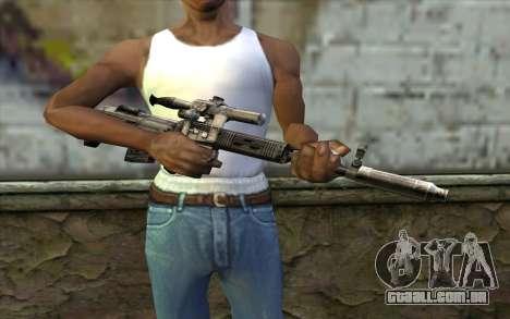 IEDs com a Ótica para GTA San Andreas terceira tela