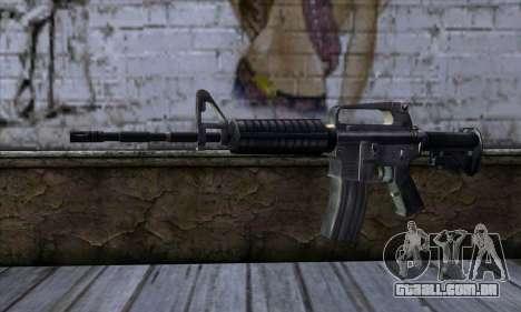 M4 from Far Cry para GTA San Andreas