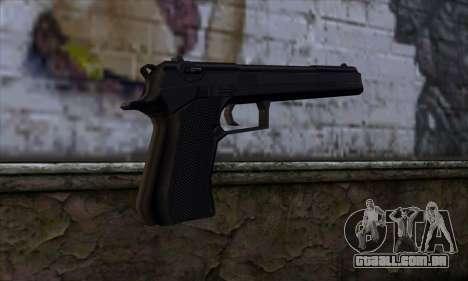 Grammaton Cleric Beretta v2 para GTA San Andreas segunda tela
