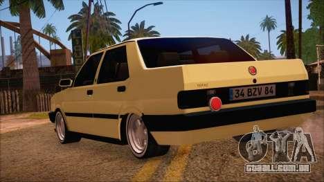 Tofas Sahin [RC] para GTA San Andreas esquerda vista