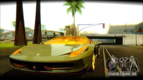 DayLight ENB for Medium PC para GTA San Andreas sexta tela