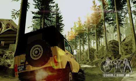 Pista de off-road 4.0 para GTA San Andreas sétima tela