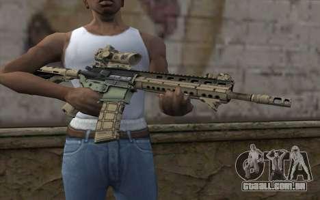Larue OBR MOHW para GTA San Andreas terceira tela