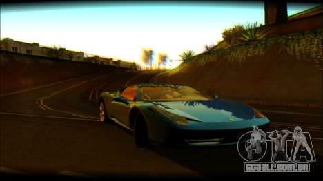 DayLight ENB for Medium PC para GTA San Andreas quinto tela