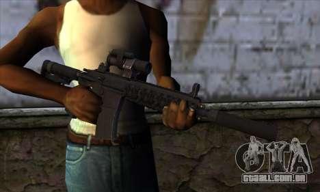 HX AP 15 from Hitman Absolution para GTA San Andreas terceira tela