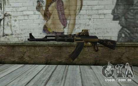 AK47 from PointBlank v2 para GTA San Andreas