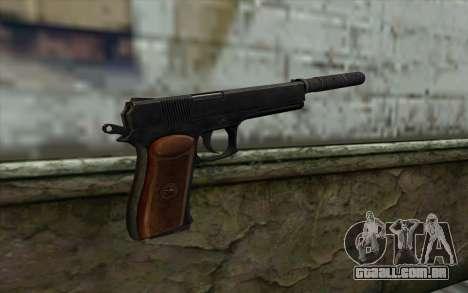 Silenced Colt45 para GTA San Andreas segunda tela