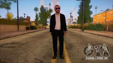 GTA 5 Online Skin 8 para GTA San Andreas